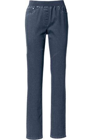 Brax Schlupf-Jeans Modell Pamina Pro Form Slim denim