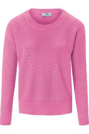 Peter Hahn Rundhals-Pullover pink