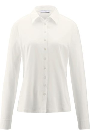 Peter Hahn Jersey-Bluse