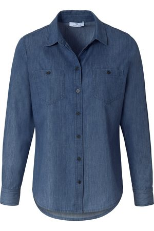 Peter Hahn Bluse denim
