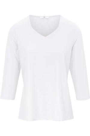 Peter Hahn Shirt 3/4-Arm weiss