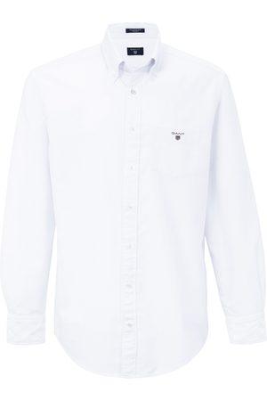 GANT Hemd Button-down-Kragen weiss