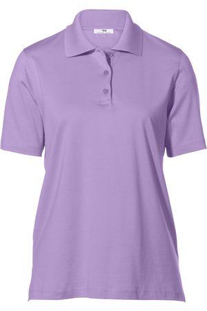 Peter Hahn Polo-Shirt 1/2 Arm lila