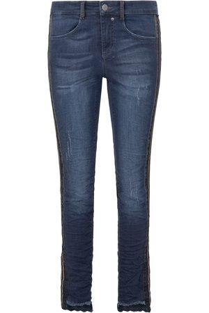 Glücksmoment Knöchellange Jeans Modell Gill denim