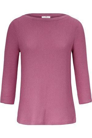 Peter Hahn Pullover aus 100% SUPIMA®-Baumwolle pink