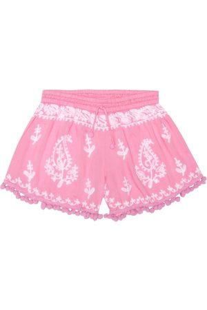 Melissa Odabash Bestickte Shorts