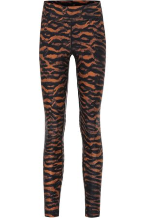 The Upside Bedruckte Leggings Tiger Yoga