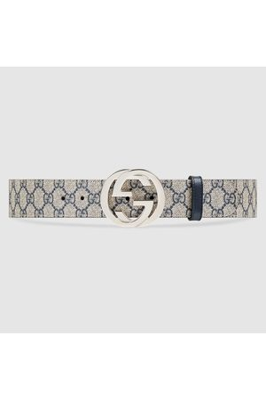 Gucci Gürtel GG Supreme mit GG Schnalle