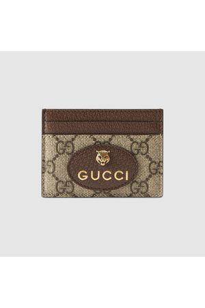 Gucci Neo Vintage Kartenetui aus GG Supreme