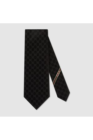 Gucci Krawatte mit GG-Muster