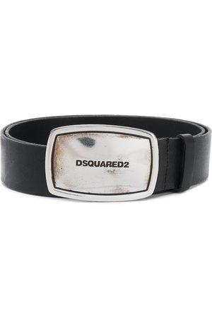 Dsquared2 Herren Gürtel - Branded buckle belt