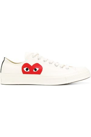 COMME DES GARÇONS PLAY X CONVERSE Sneakers - All Star low-top sneakers