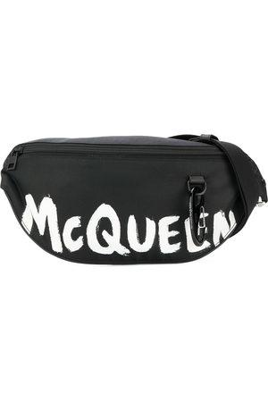 Alexander McQueen Oversized Harness belt bag
