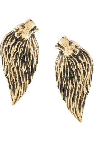 Goossens Clip-on lion earring