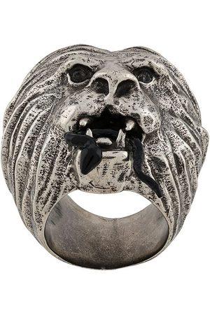 Goossens X Harumi Klossowska de Rola lion snake ring