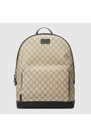 Gucci GG Supreme canvas rucksack