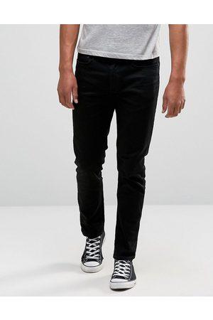 River Island Herren Slim - Slim fit jeans in black