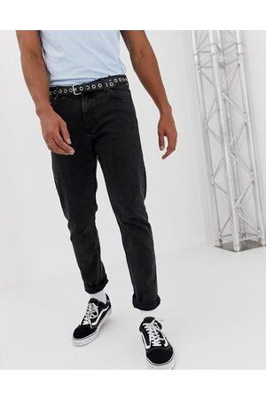 Weekday Sunday relaxed tapered jeans tuned