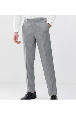 ASOS Tall slim smart trousers in