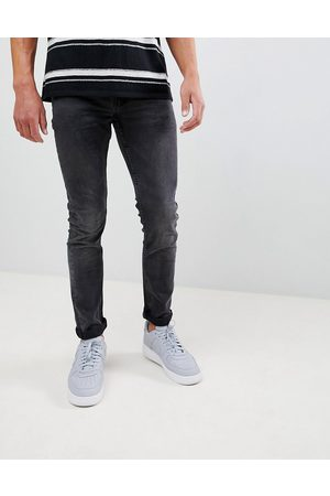 Only & Sons Slim fit stretch jeans in wash