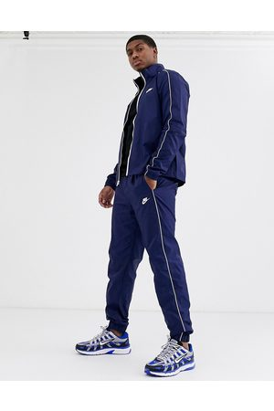Nike Woven tracksuit in