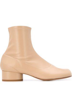 Maison Margiela Damen Stiefeletten - Tabi 35mm ankle boot
