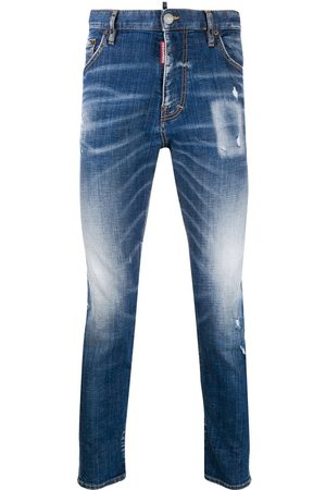 Dsquared2 Straight-leg boot cut jeans