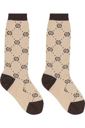 Gucci Socken aus einem Baumwollgemisch