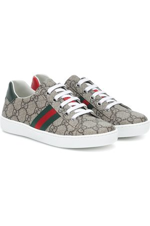 Gucci Sneakers Ace GG aus Canvas