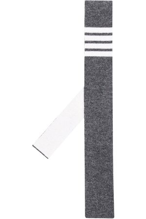 Thom Browne 4-Bar stripe knit tie