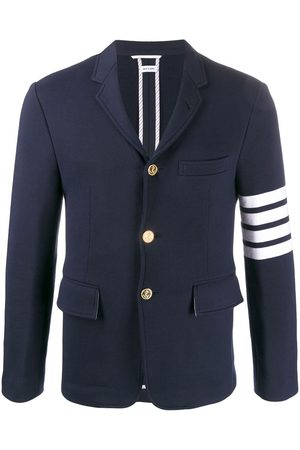 Thom Browne 4-Bar Classic unconstructed jacket