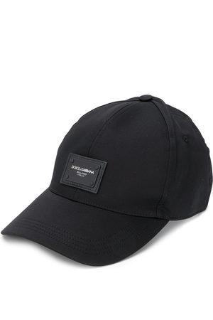 Dolce & Gabbana Herren Caps - Logo patch baseball cap