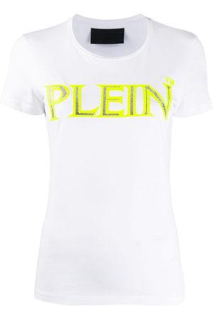 Philipp Plein Crew-neck SS logo T-shirt