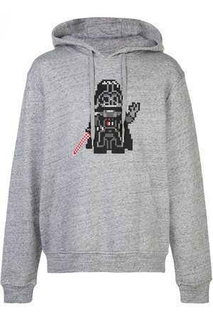 MOSTLY HEARD RARELY SEEN Invader jersey hoodie