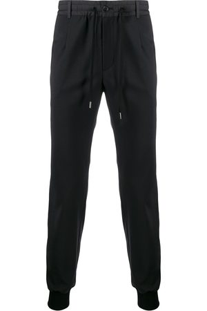 Dolce & Gabbana Stretch wool jogging bottoms