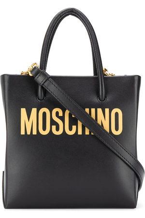 Moschino Mini logo tote bag