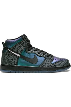 "Nike X Sheep SB Dunk High Pro QS "" Hornet"" sneakers"