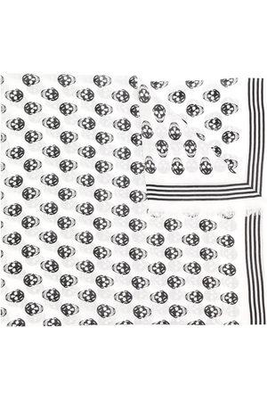 Alexander McQueen Herren Schals - Skull-print scarf