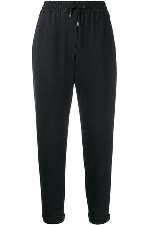 Brunello Cucinelli Drawstring track trousers