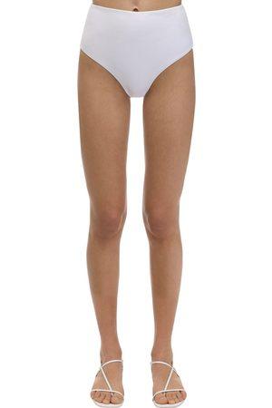 Jade Swim Damen Bikinis - Bound Lycra Bikini Bottoms