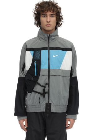 Nike Ispa Nrg Hooded Technical Jacket