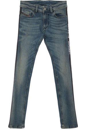 Diesel Jeans Aus Stretch-baumwolldenim