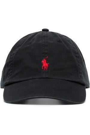 Polo Ralph Lauren Logo-embroidered cotton cap
