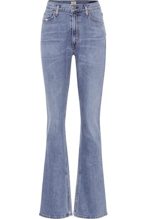 Citizens of Humanity High-Rise Bootcut Jeans Georgia