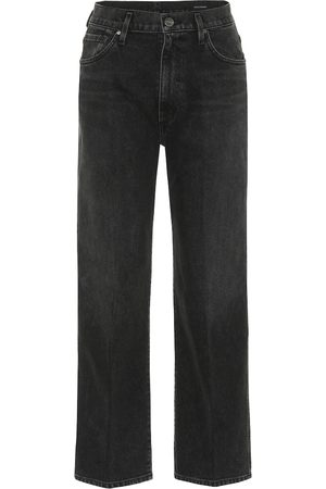 Goldsign High-Rise Jeans The Cropped A