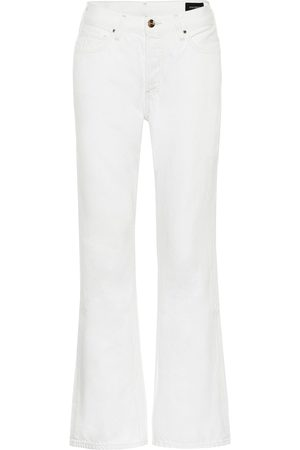 Goldsign High-Rise Flared Jeans