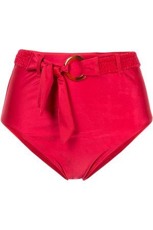 Duskii High-waisted bikini bottoms