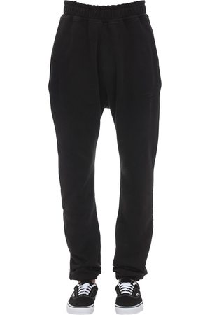 ROUGH Washed Black Sweatpants