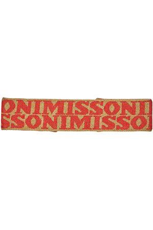 Missoni Damen Accessoires - Logo Jacquard Headband