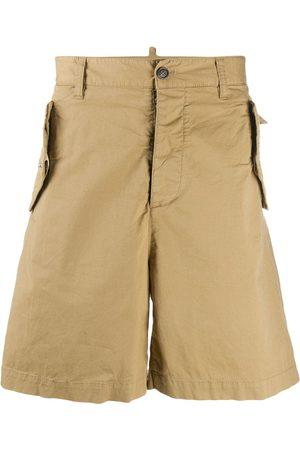 Dsquared2 Herren Shorts - Flap pocket shorts